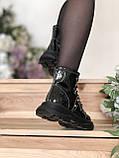 Стильні жіночі черевики ALEXANDER MCQUEEN Tread Slick Черевики (ВЕСНА/ОСІНЬ), фото 7