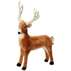 Большой плюшевый олень мягкая игрушка ТМ Melissa & Doug MD2174