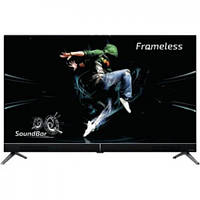 Телевизор GT9FLSB55 SMART HD frameless+Soundbar+decor Grunhelm