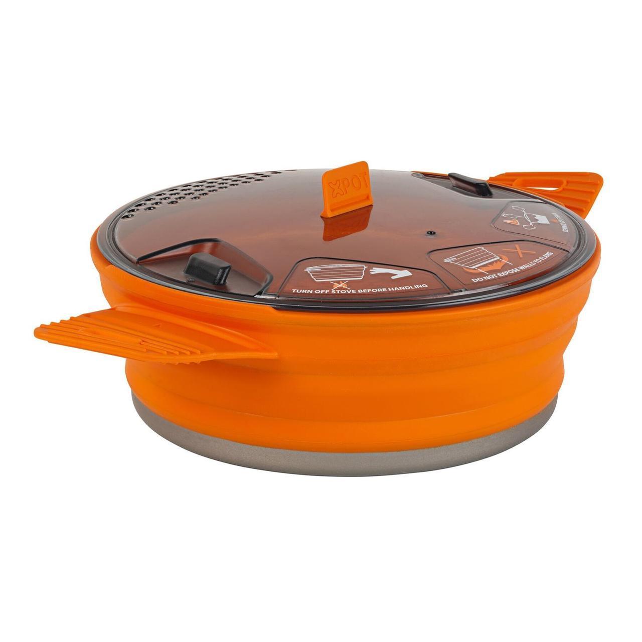 Каструля складана Sea To Summit X-Pot 1,4 Orange