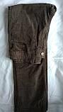 Вельветовые брюки для мальчиков  Glo-story на рост 140-164 (Венгрия), фото 2