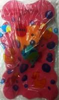 Матрасик для купания новорожденных Adik, расцветки в ассортименте