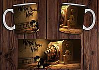 "Чашка ""Бенди и Чернильная Машина"" / Кружка Bendy and the Ink Machine №2"