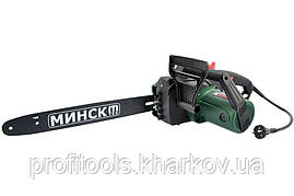 Электропила цепная Минск 3400Вт ( 2 Шины 2 Цепи), фото 3
