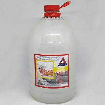 Жидкое мыло 5л ромашка глицерин перламутр Z-BEST 52092