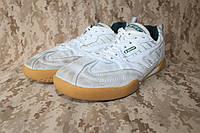 Кроссовки EU 44 Hi-Tec Squash Indoor Court Shoes Б/У - White - Лот 109, фото 1