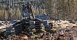 Двухрядный дисковый рыхлитель Bracke T35.b Bracke Forest, фото 5