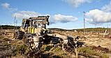 Двухрядный дисковый рыхлитель Bracke T35.b Bracke Forest, фото 7