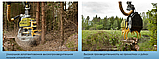 Валочная головка для рубок ухода и сбора биомассы Bracke C16.c Bracke Forest, фото 8