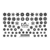 Divia Наклейки Слайдер-дизайн Di860 №262