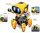 Танцующий светящийся интерактивный робот Dancing Robot  детская игрушка, фото 6