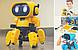Танцующий светящийся интерактивный робот Dancing Robot  детская игрушка, фото 9