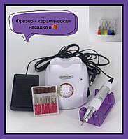 Фрезер для маникюра и педикюра Nail Master ZS 603 35000 об/мин (45W)