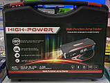 Пусковий пристрій для авто Multi - Functional Jump Starter пускозарядний 10000 мАч, повербанк для автомобіля, фото 7