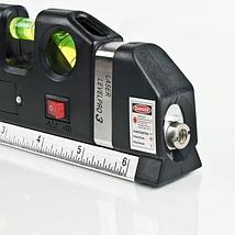 Лазерний рівень з вбудованою рулеткою, фото 2