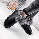 Угги женские Reess черные 2364, фото 6