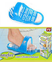 Массажные тапочки для чистки стоп Simple slippers., фото 1