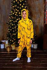 Кигуруми детские. Пижама кигуруми. Кигуруми для детей. Кигуруми пикачу. Кігурумі дитячі. Дитяча піжама, фото 2