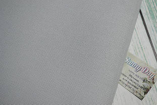 Канва Аіда 16 каунт, колір - сірий