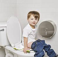 Детский дорожный горшок - туалет  2-in-1 Go Potty for Travel ( накладка на унитаз)., фото 1