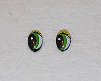 Глазки с ресничками 14347