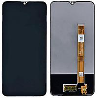 Дисплей (экран) для Realme 3 (RMX1825/RMX1821) + тачскрин, цвет черный