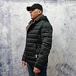 Зимняя мужская куртка, парка, косуха  Vivacana 20AW815M., фото 2