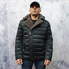 Зимняя мужская куртка, парка, косуха  Vivacana 20AW815M.