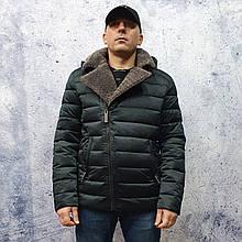 Зимова чоловіча куртка, парку, косуха Vivacana 69w6500.