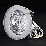 Світильник стельовий вбудований DL-02 W WH 2x26W, фото 2