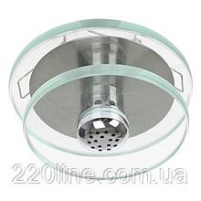 Светильник точечный декоративный HDL-G98 CHR