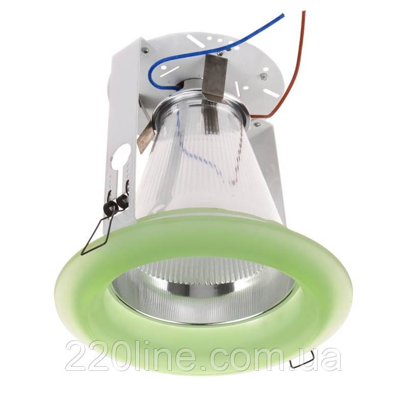 Светильник потолочный встроенный GDL-1921 green