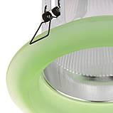 Светильник потолочный встроенный GDL-1921 green, фото 2