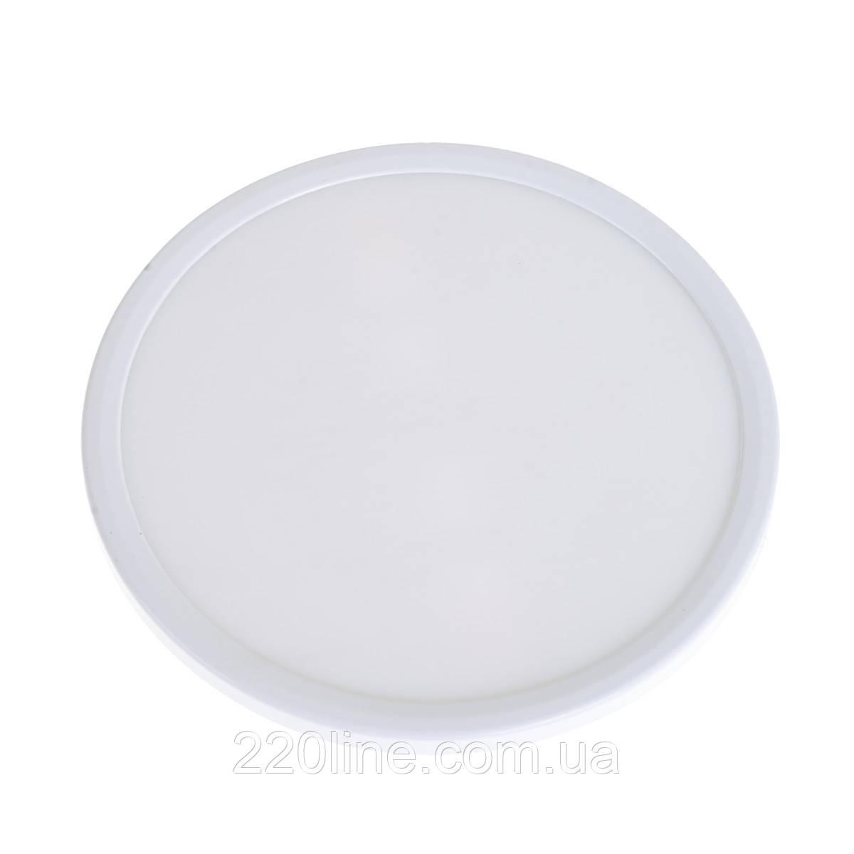 Светильник потолочный встроенный светодиодный LED-36R/15W NW