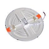 Светильник потолочный встроенный светодиодный LED-36R/15W NW, фото 3