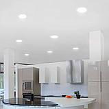 Светильник потолочный встроенный светодиодный LED-47/36W CW led, фото 3