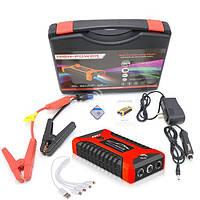 Бустер для авто Multi - Functional Jump Starter (пускозарядное устройство) 10000 mАч, повербанк для автомобиля