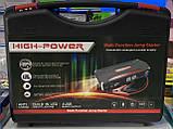 Бустер для авто Multi - Functional Jump Starter (пускозарядний пристрій) 10000 мАч, повербанк для автомобіля, фото 7