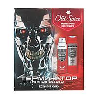 """Подарочный набор """"Терминатор"""" Old Spice Strong Slugger (8001841422534)"""