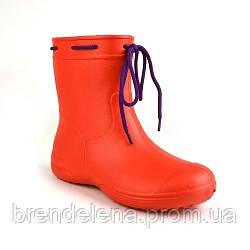 Гумові чоботи жіночі Jose Amorales (р36-41) копія Crocs
