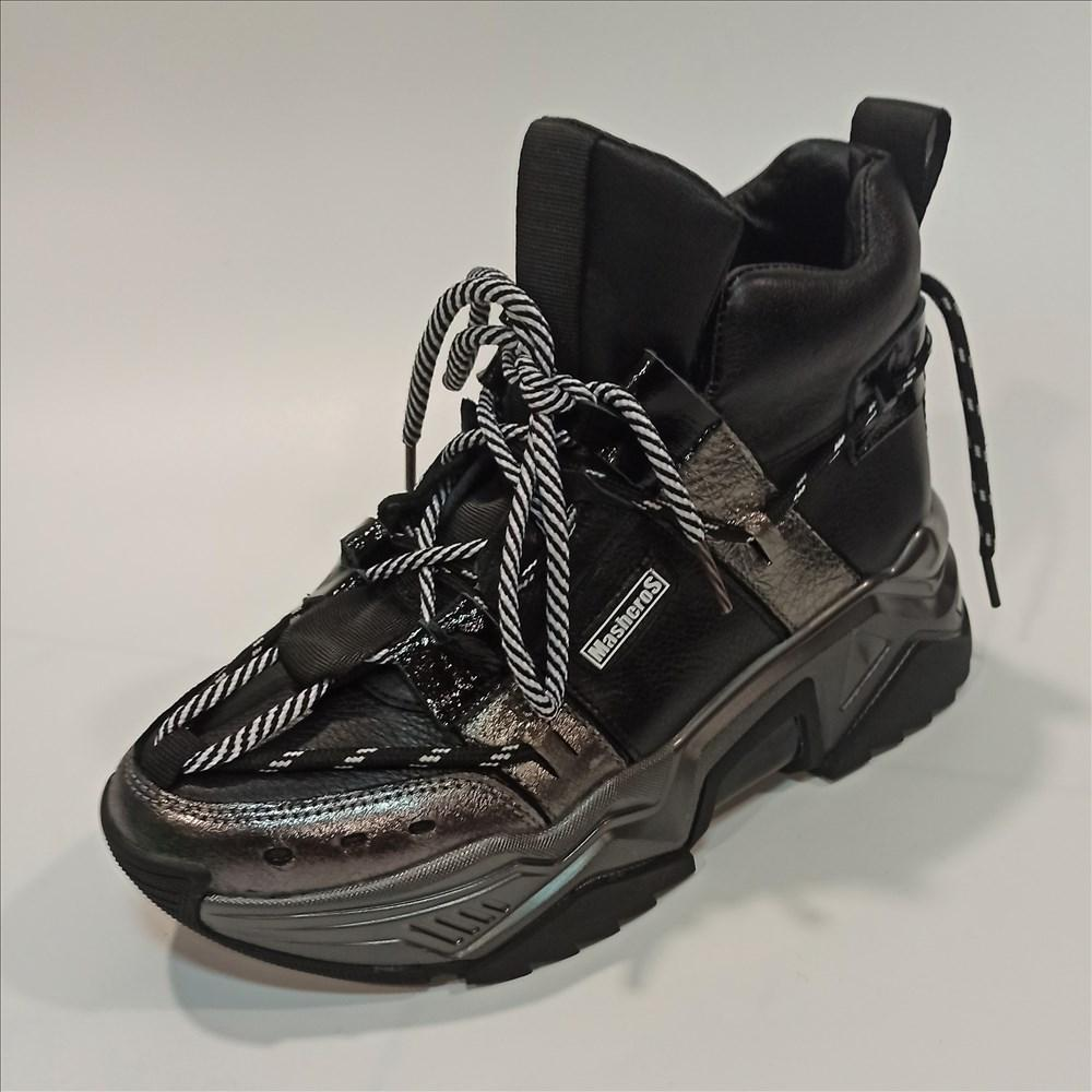 Ботинки - кроссовки на осень, Masheros размеры: 36-40