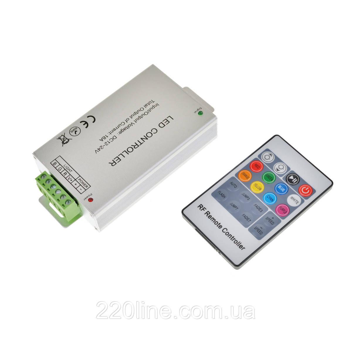 Контроллер для led грунтовых светильников DR-10 CON RGB DC12-24V