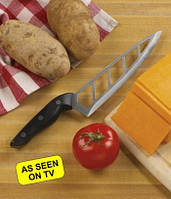 Кухонный нож Aeroknife не нуждается в заточке лезвия., фото 1