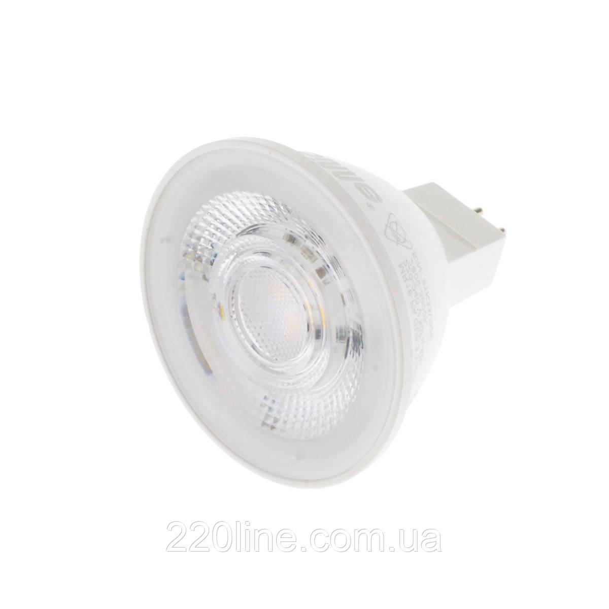 Лампа светодиодная GU5.3 LED 4W WW MR16-PA