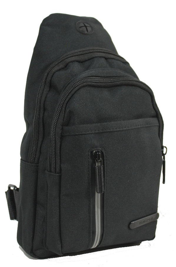 Качественная мужская сумка-слинг  YR 98105