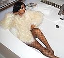 Жіночі колготки в сіточку сексуальне білизна еротична білизна, фото 5
