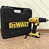 Шуруповерт DeWALT DCD791 (24V 5A/h Li-Ion) c набором инструментов. Аккумуляторный шуруповёрт Деволт, фото 4