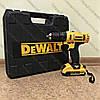 Шуруповерт DeWALT DCD791 (24V 5A/h Li-Ion) c набором инструментов. Аккумуляторный шуруповёрт Деволт, фото 3