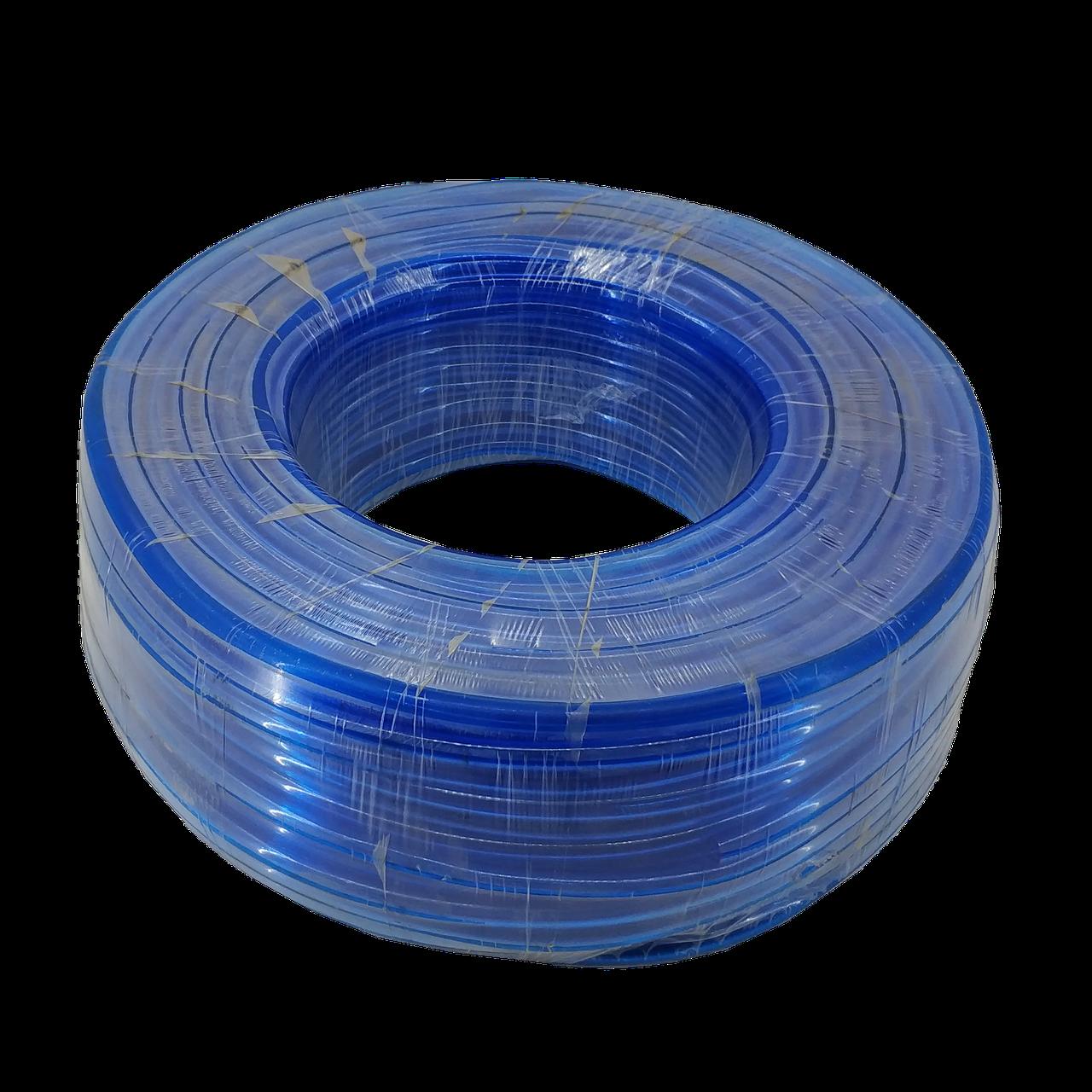 ПВХ трубка в рулоне D=8 мм L=10м (цена за 1 м) (заводская упаковка - 100 м.)