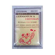 050000 Пластир з германієм і хітозаном GREENON GERMANIUM & CHITOSAN PLAST 25шт